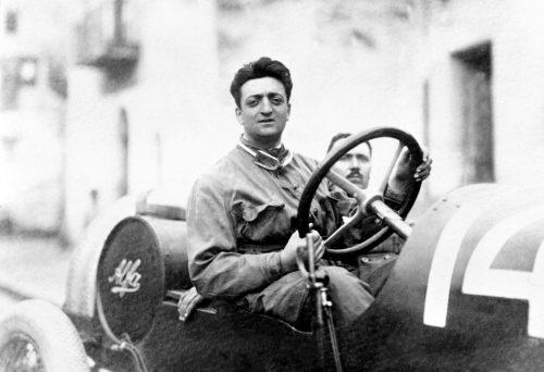 14 août 1988: décès d'Enzo Ferrari