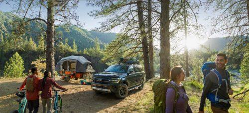 Quelques retouches pour le Ford Expedition 2022