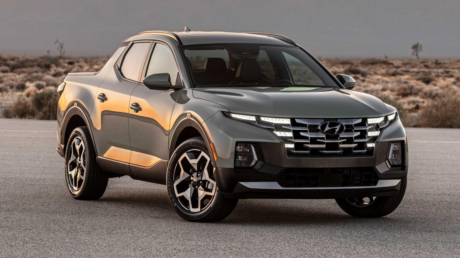 Le Hyundai Santa Cruz est le véhicule qui se vend le plus rapidement aux États-Unis