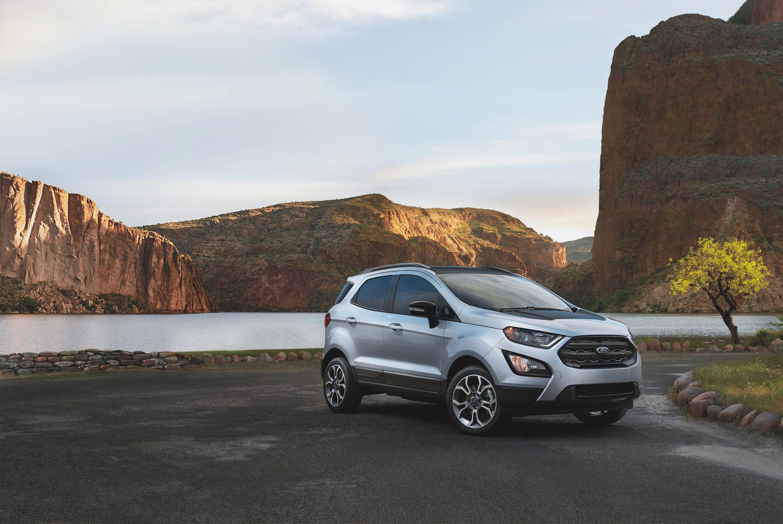 Ford retire l'Ecosport de la route