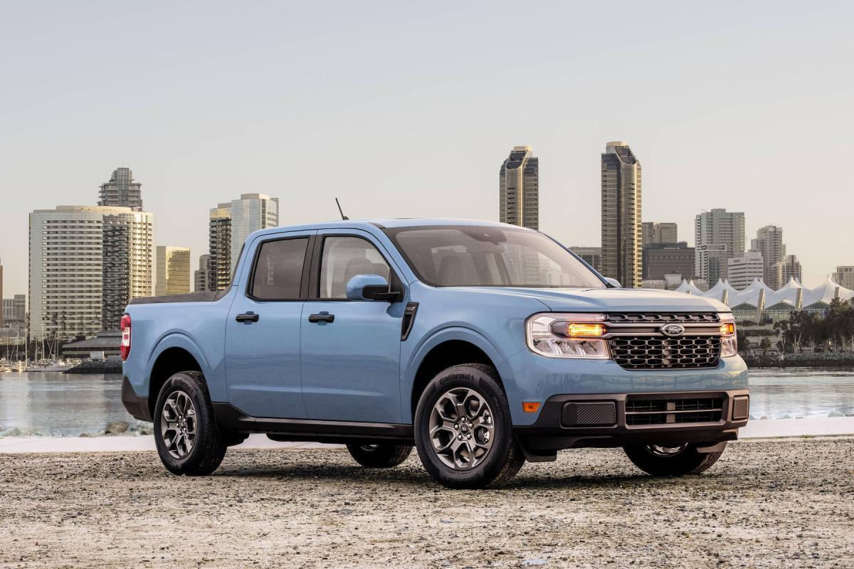 Ford interrompt la mise en marché de son Maverick