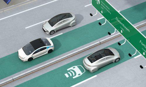 Le Michigan voudrait avoir la première route électrifiée aux États-Unis