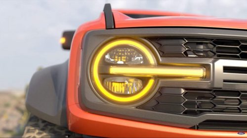 Ford va commercialiser un Ford Bronco Raptor