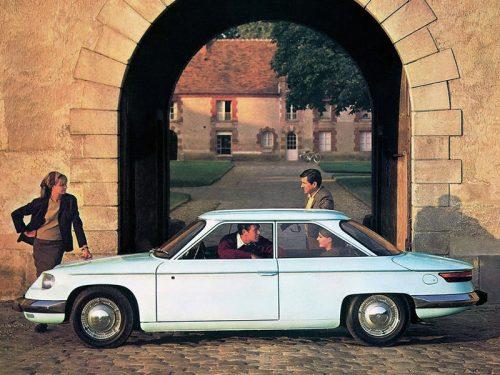 Panhard 24CT1963
