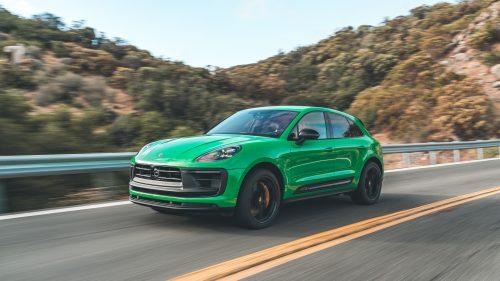 Le Porsche Macan sera entièrement électrique en 2024
